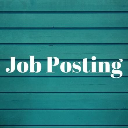 job posting barn green